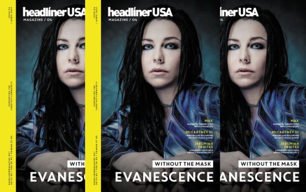 Headliner USA #36 Cover