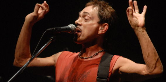 Andy Fraser: Make Some Noise