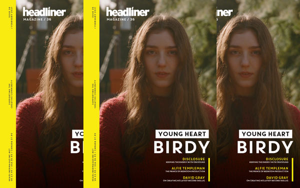 Headliner #36 Cover