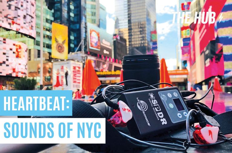 Heartbeat: Sounds of NYC