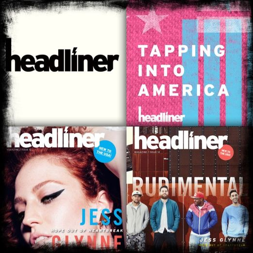 Headliner goes in-store in USA & Canada!