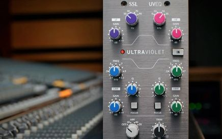 SSL Expands 500 Series Module Range