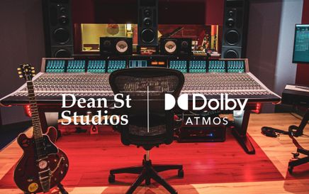Dean St. Studios Relaunches With Dolby Atmos Mixing Facilities