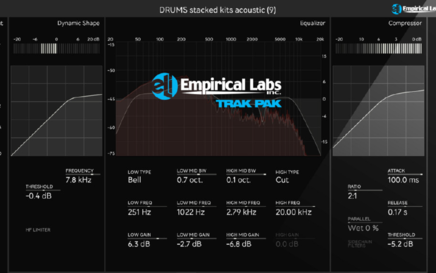 Softube and Empirical Labs: Trak Pak Review