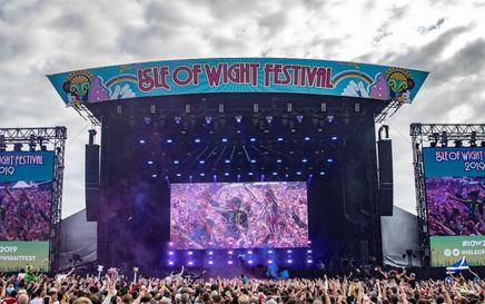 Isle Of Wight Festival Plans To Go Ahead