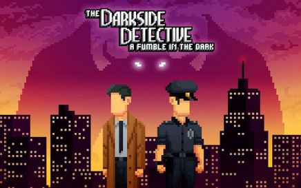 Soundtrack Released For The Darkside Detective: A Fumble in the Dark
