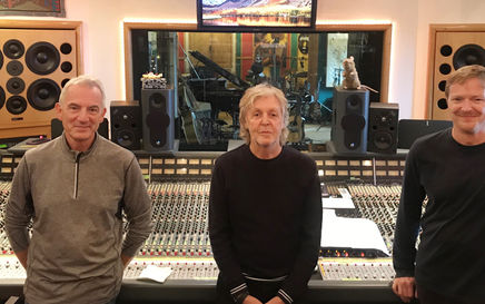 Steve Orchard: Recording McCartney III