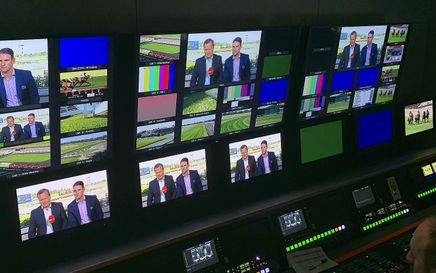 Thoroughbred Racing Productions Gets Riedel Upgrade