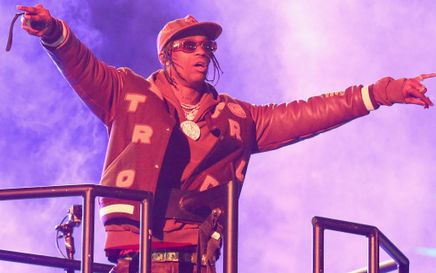 Travis Scott Teams Up With Young Thug And M.I.A. For New Single 'Franchise'