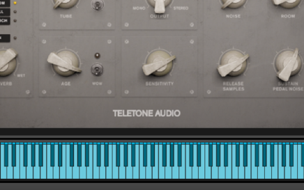Teletone Audio Postcard Piano: Review