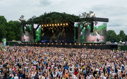BST Hyde Park: Mixing For The City
