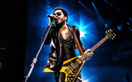 Lenny Kravitz: Live at Webster Hall, NYC
