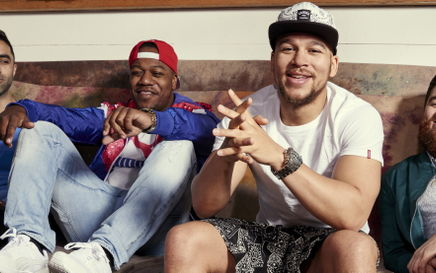 Rudimental: The Feelgood Factor