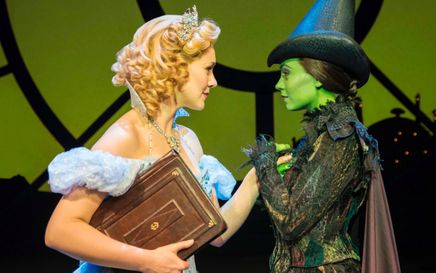 Wicked: Here Come The Girls