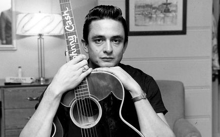 Johnny Cash at 85