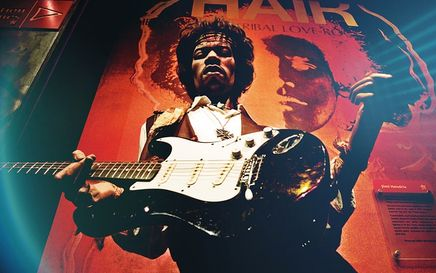 Jimi Hendrix: Living on through his Legacy
