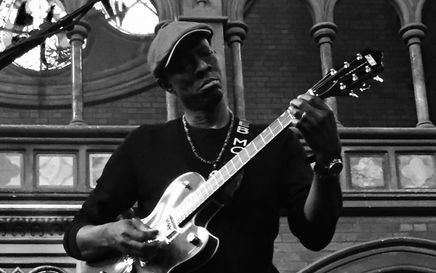 Keb' Mo' live at Union Chapel
