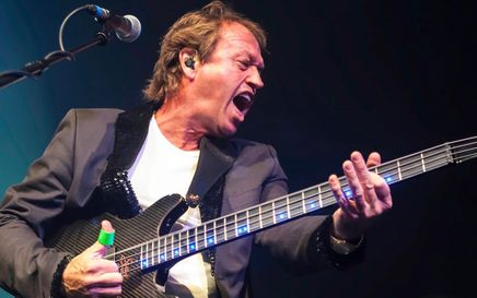 Mark King: Ace of Bass