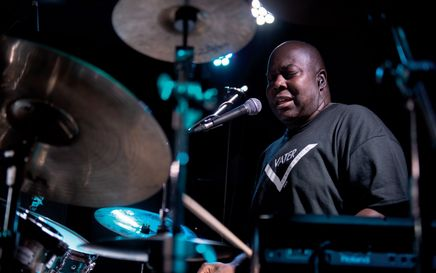Ralph Rolle Shares His Secrets On Life, Drumming and Cookies