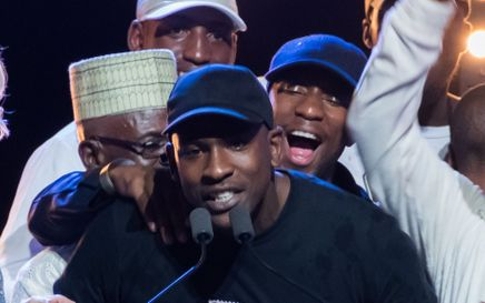 Skepta Scoops Mercury Prize