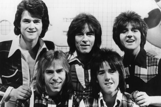 Bay City Rollers reunited