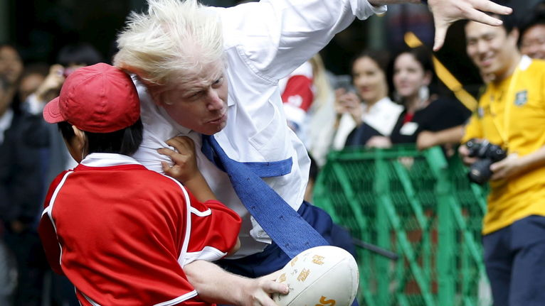 Boris Backs Grassroots Music