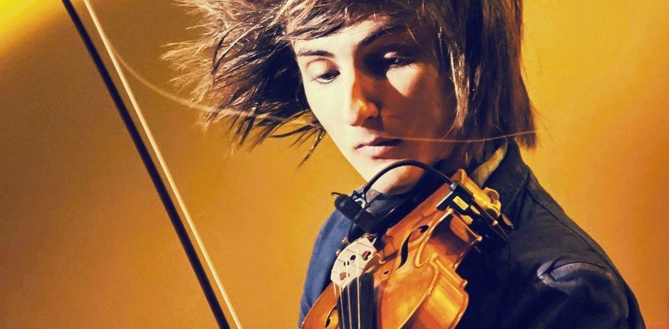 Filip Jancik: Violinist Extraordinaire | Headliner Magazine