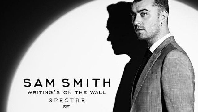 The name's Smith, Sam Smith